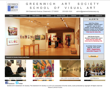 Greenwich Art Society