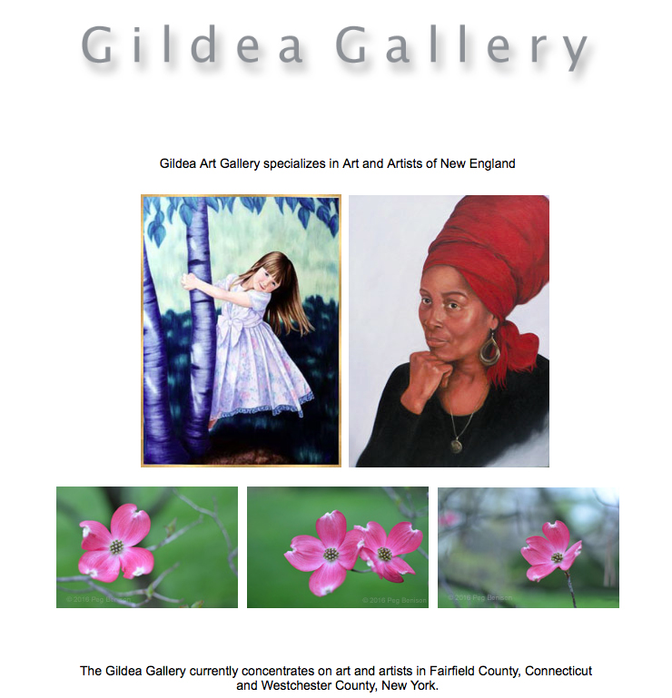 Gildea Art Gallery Connecticut
