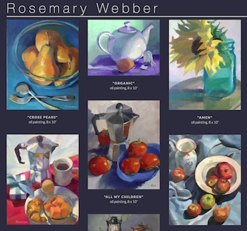 Rosemary Webber Website
