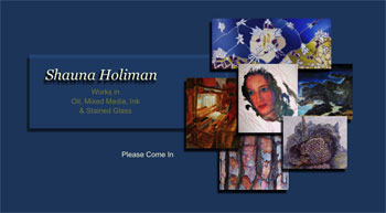 Shauna Holiman Website Image