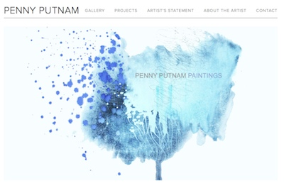 Penny Putnam Website